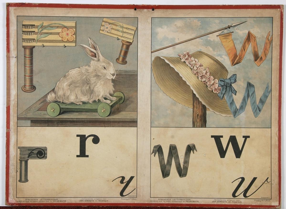 R en W